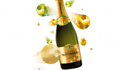 Taittinger, Champagne officiel de la Coupe du Monde