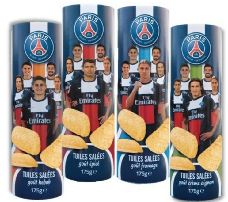 PSG Europe Snacks