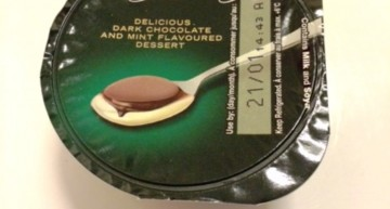 Test – After Eight version Yaourt