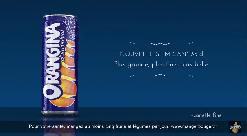 nouvelle slim can Orangina 01