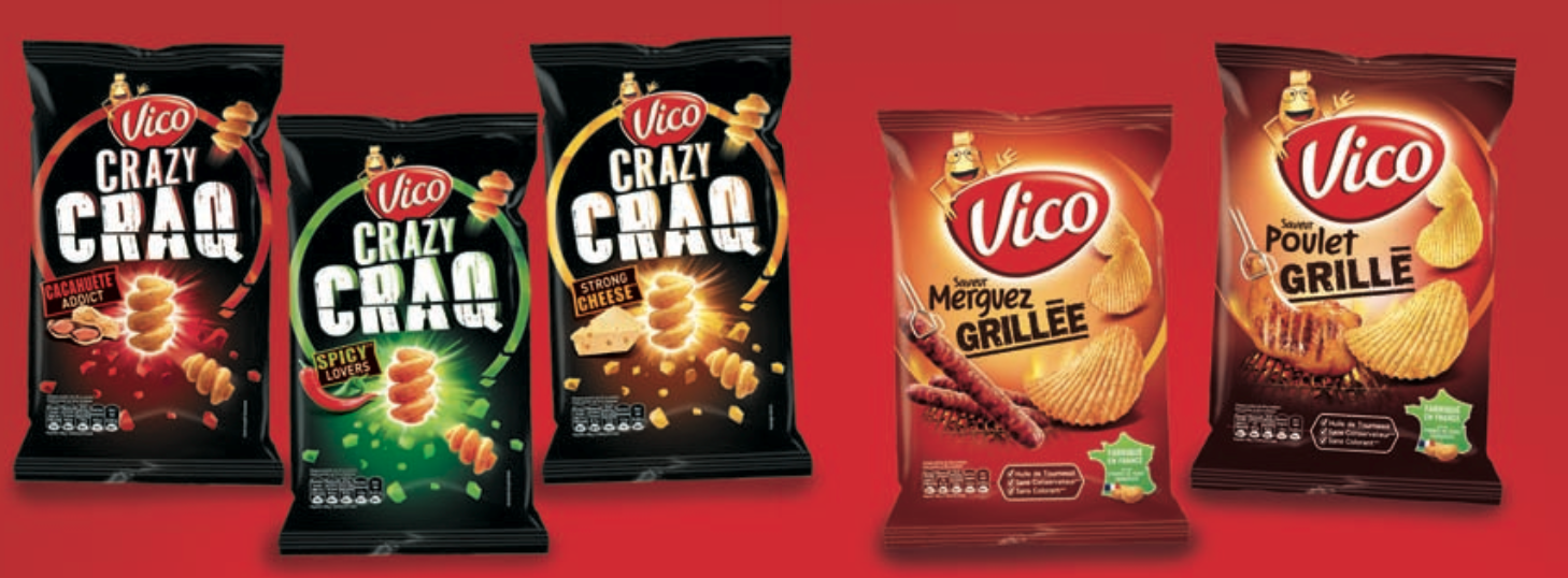 Snacks Vico